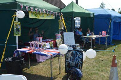 Raffle Tent 2018